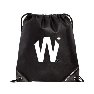 Gym bag small logo